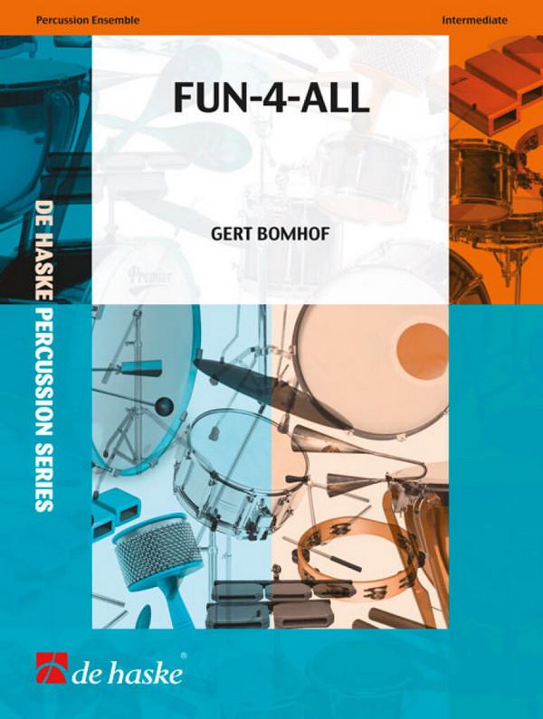 Fun 4 all: für Percussionensemble
