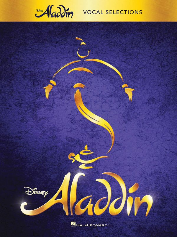 Alladin (Musical): Vocal Selections songbook piano/vocal/guitar