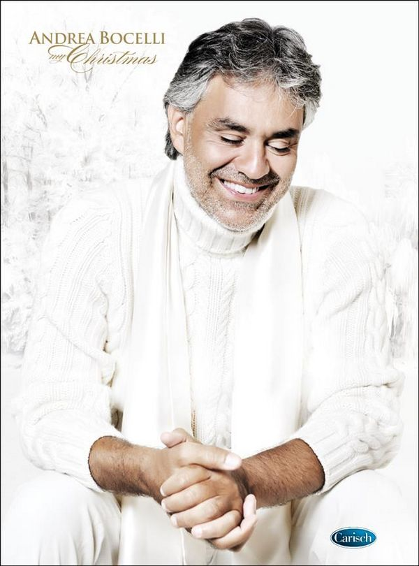 Andrea Bocelli: My Christmas songbook piano/vocal/guitar