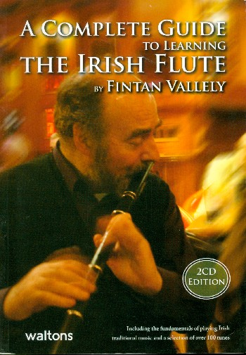A complete Guide to learning the Irish Flute (+2 CD\