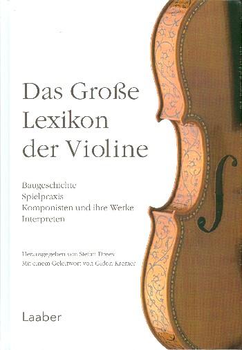 - Das große Lexikon der Violine