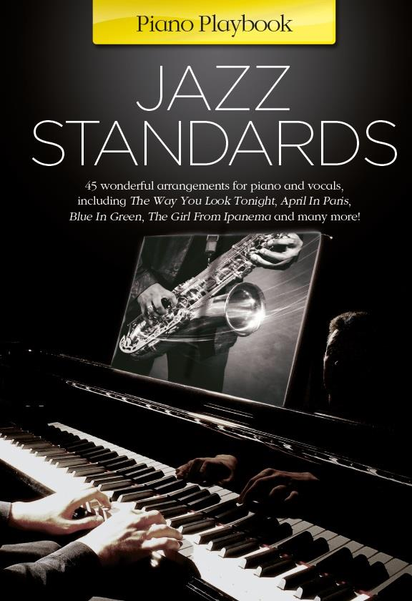 Piano Playbook - Jazz Standards