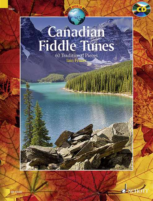 Canadian Fiddle Tunes (+CD): for violin