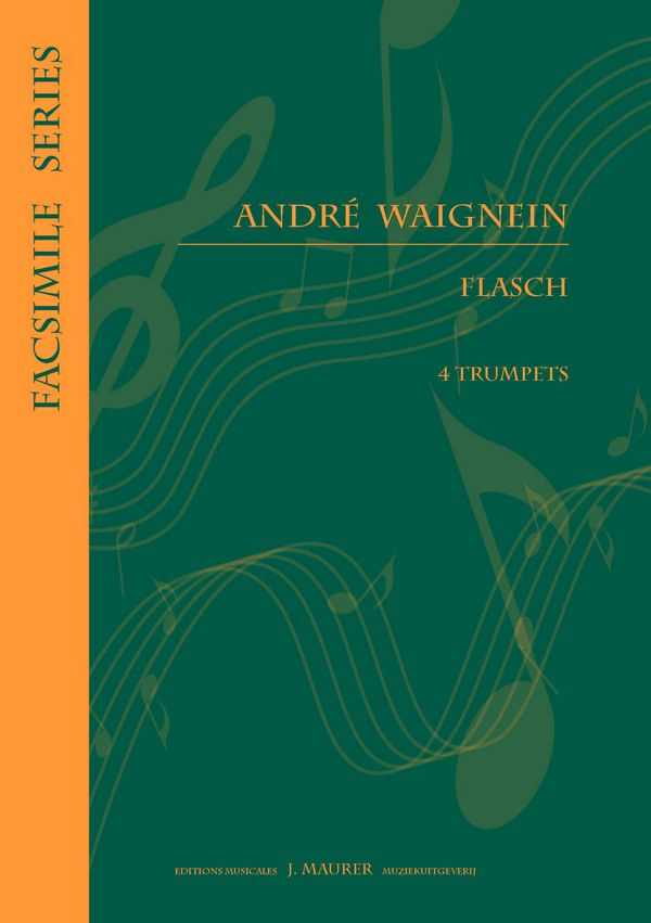 Flasch: for 4 trumpets