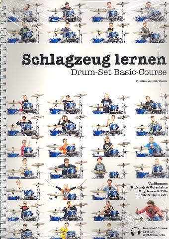 Schlagzeug lernen (+Download Access)