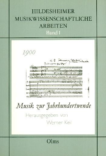 1900 - Musik zur Jahrhundertwende