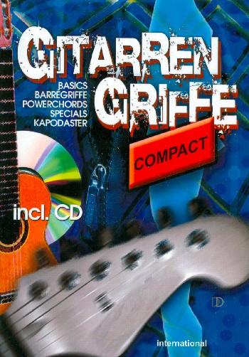 Gitarrengriffe compact (+CD)