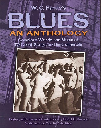 Blues Anthology Songbook piano/vocal/guitar