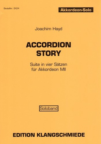 EK24 Accordion Story: für Akkordeon