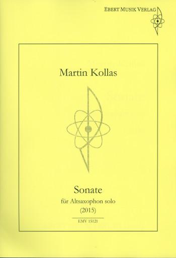 Sonate: für Altsaxophon