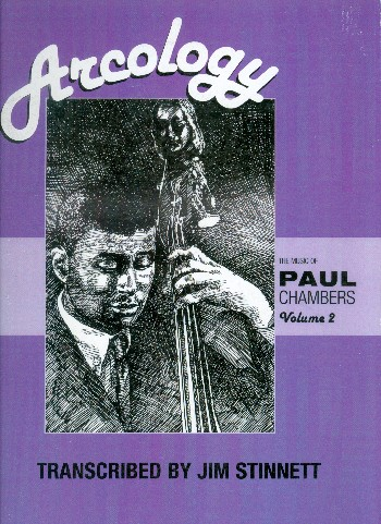Arcology - The Music of Paul Chambers vol.2: for double bass with chords