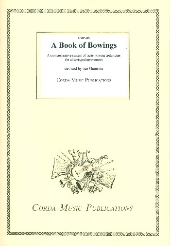 A Book of Bowings: for string instrument