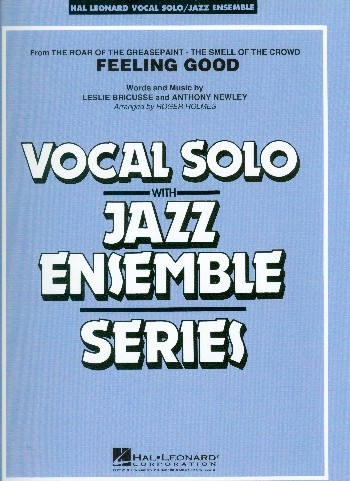 Feeling good: for vocal solo and jazz ensemble