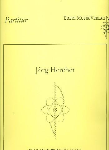 Die Ewige Geburt: für Soli, gem Chor, Knabenchor, Soloinstrumente und Orchester