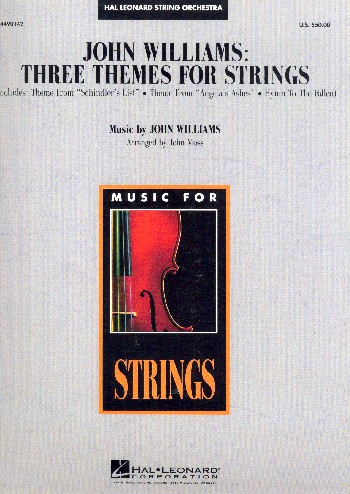 3 Themes for Strings: for string orchestra