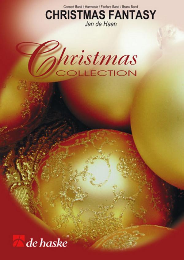 Christmas Fantasy: für Blasorchester