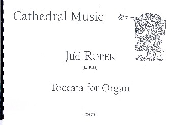 Toccata: for organ