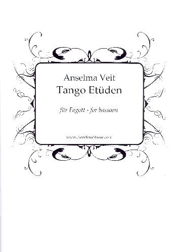 Tango-Etüden: für Fagott