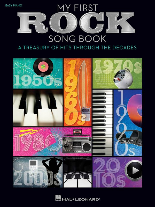 My first Rock Song Book: for vocal/ piano