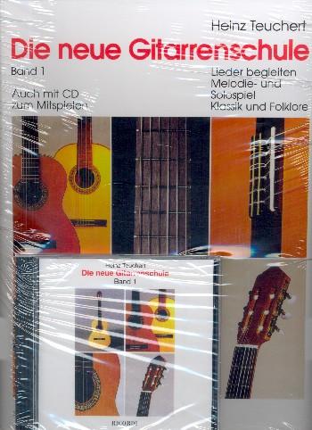 Die neue Gitarrenschule Band 1 (+CD):