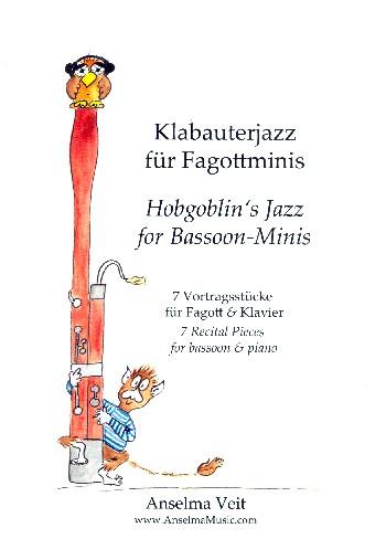 Klabauterjazz für Fagottminis: für Fagott und Klavier