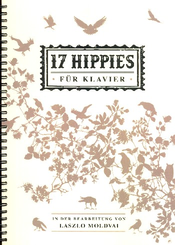 17 Hippies: für Klavier