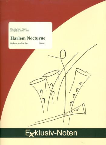 Harlem Nocturne: für Altsaxophon und Big Band