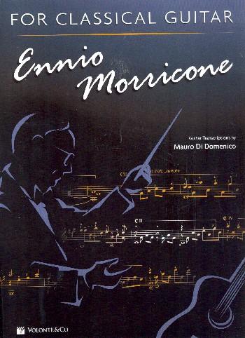 Ennio Morricone: for classical guitar
