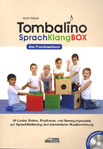 Tombalino Sprachklangbox: Das Praxishandbuch