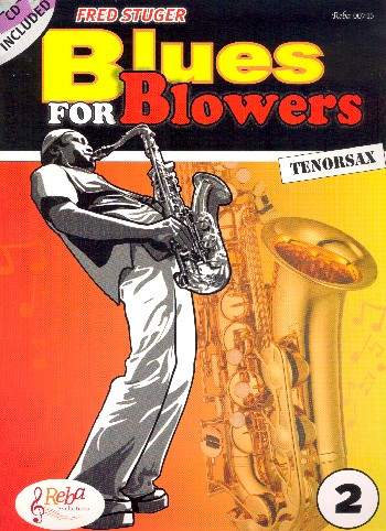 Blues for Blowers vol.2 (+CD):