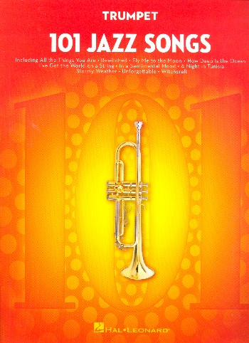 101 Jazz Songs: for trumpet