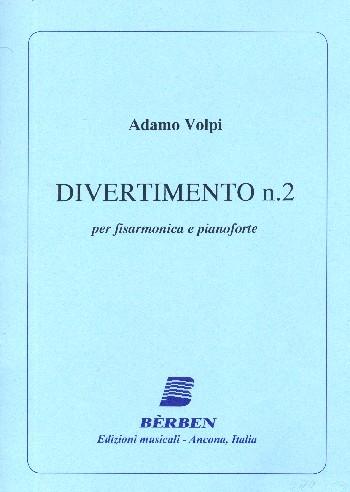 Divertimento no.2: per fisarmonica e pianoforte