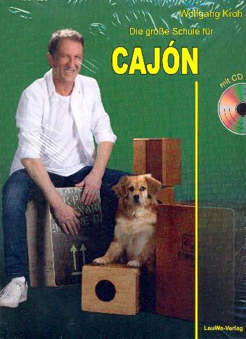 Die große Schule für Cajon (+CD)
