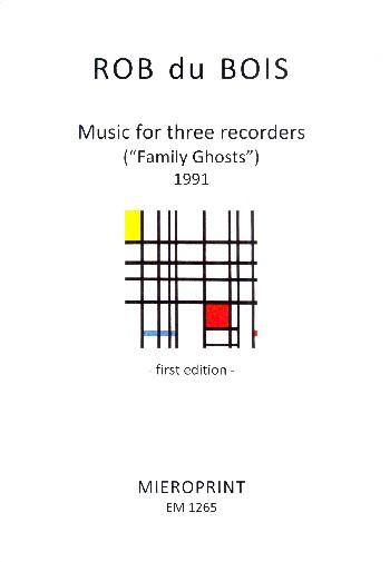 Music for 3 Recorders: für 3 Blockflöten (SAT)