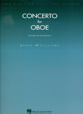 Concerto for Oboe and String Orchestra: for oboe and piano