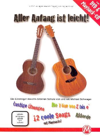 Aller Anfang ist leicht (+CD): für Gitarre