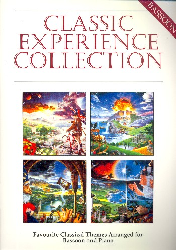 Classic Experience Collection: for Bassoon and Piano