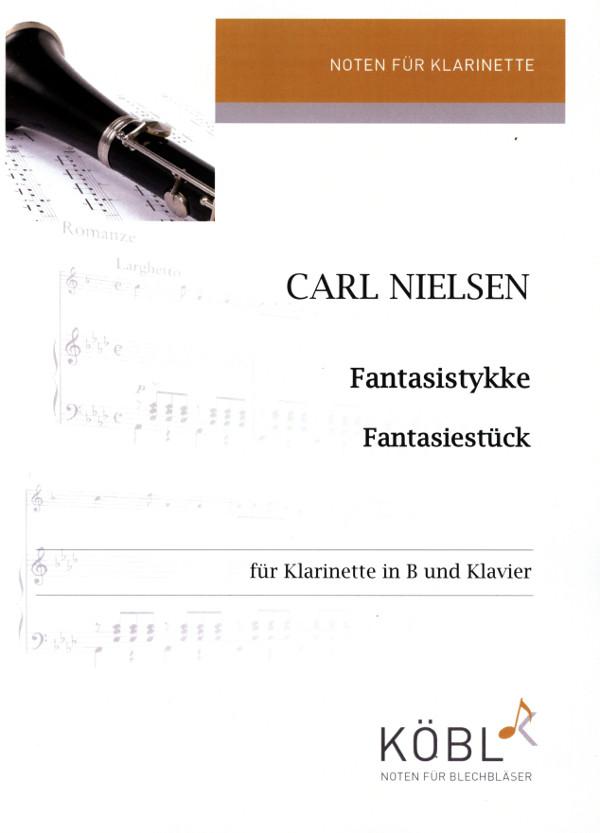 Fantasistykke: für Klarinette und Klavier