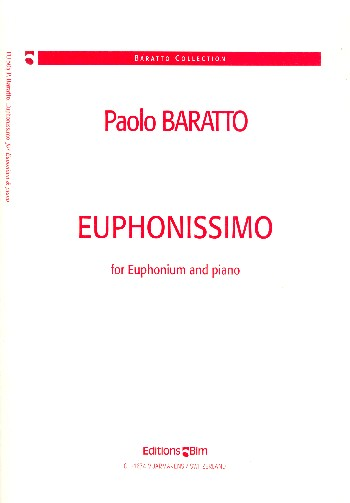 Euphonissimo: for euphonium and piano