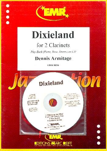 Dixieland (+CD): für 2 Klarinetten