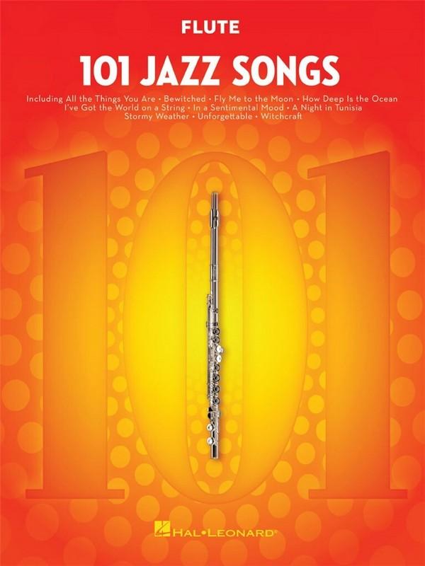 101 Jazz Songs: for flute