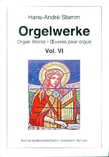 Orgelwerke Band 6