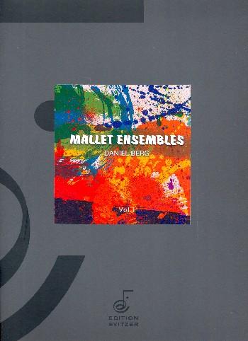 Mallet Ensembles vol.1: for mallet ensemble (6 players)