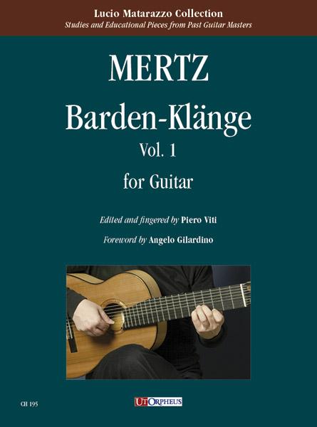 Barden-Klänge Band 1: für Gitarre