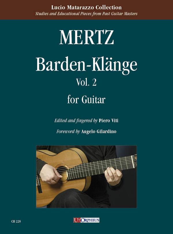 Barden-Klänge Band 2: für Gitarre