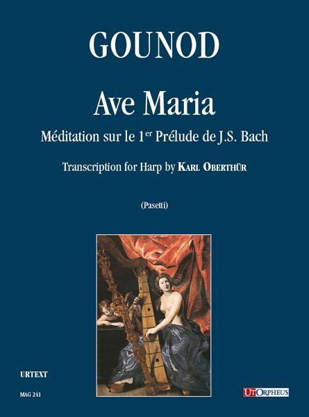 Ave Maria: pour harpe