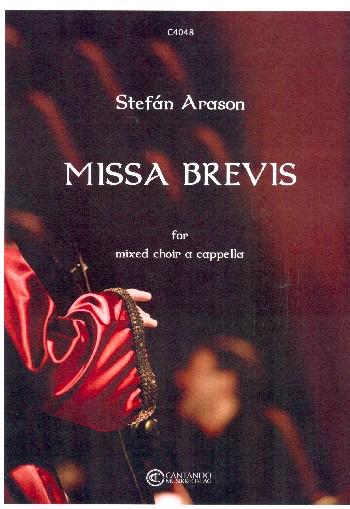 Missa brevis: for mixed chorus a cappella