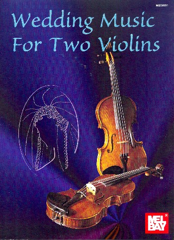 Wedding Music: for 2 violins