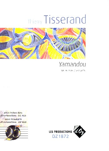 Yamandou: for guitar