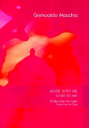 Abide with me: for organ